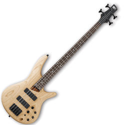 Ibanez SR600-NTF 4 String Electric Bass - Natural Finish (discontinued clearance)