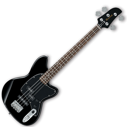 Ibanez TMB30-BK Talman Series 4 String Bass Guitar in Black Finish