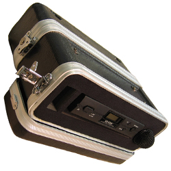 Gator GM-1WP ATA Molded Case for Single Wireless Mic System