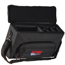 Gator GM-2W Padded Bag for 2 Wireless Mic Systems