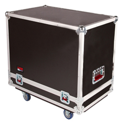 Gator G-TOUR SPKR-2K10 Tour Style Case to Hold Two QSC K10 Speakers with Accessory Compartment