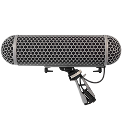 Rode BLIMP-R Complete Windshield and Shock Mounting Accessory with Rycote Lyre Suspension System