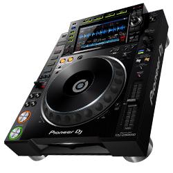 Pioneer DJ CDJ-2000NXS2 Pro DJ Multi Media Player with High Resolution Audio Support