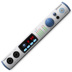 Presonus Studio 192 Mobile USB 3.0 Audio Interface Studio Command Center
