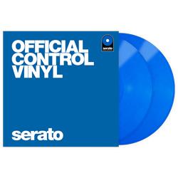 Serato SCV-PS-BLU-OV Pair of Blue 12 Inch Control Vinyls
