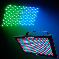 Chauvet COLORpalette DMX LED Bank Lighting System