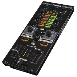 Reloop Mixtour Portable Cross Platform DJ Controller for Mac, PC, Android, and iOS
