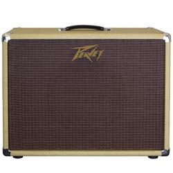 "Peavey 03614680 112-C Guitar Amplifier Cabinet with Celestion 12"" Vintage 30 Speaker"