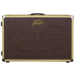 Peavey 03615000 212-C Guitar Amplifier Cabinet with Vintage 30 and G12T-75 Speakers