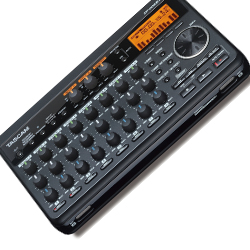Tascam DP-008EX Compact 8 track Digital Multitrack Recorder