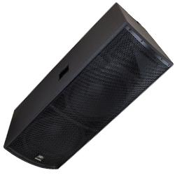 "Peavey 03614810 SP 4 Quasi-Three-Way Passive Loudspeaker with Two 15"" Woofers"