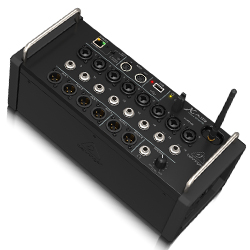 Behringer XR16 X AIR Series Rack Mountable 16 Input Digital Mixer for iPad/Android Tablets