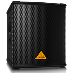 "Behringer B1200D-PRO Eurolive Series High Performance Active 500W 12"" PA Subwoofer (Open Box Clearance Mint)"
