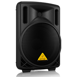 "Behringer B208D Eurolive Series Active 200W 2 Way PA Speaker System with 8"" Woofer"