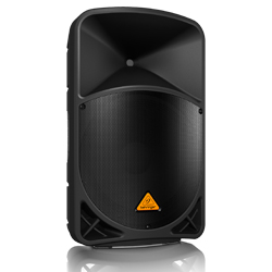 """Behringer B115MP3 Eurolive Series Active 2-Way 15"""" PA Speaker Speaker with MP3 Player & Integrated Mixer"""