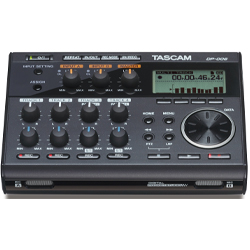 Tascam DP-006 Compact 6 track Digital Multitrack Recorder