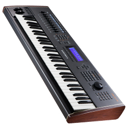 Kurzweil PC3A6 61 Key Professional Keyboard with German D Grand Piano and KORE 64
