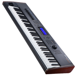 Kurzweil PC3A7 76 Key Professional Keyboard with German D Grand Piano and KORE 64
