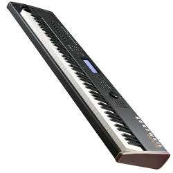 Kurzweil PC3A8 88 Key Professional Keyboard with German D Grand Piano and KORE 64
