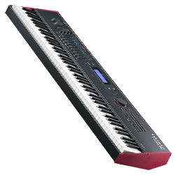 Kurzweil FORTE SE 88-Note Fully-Weighted Italian Hammer-Action Professional Keyboard