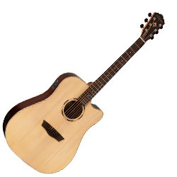 Washburn WLD20SCE Woodline 20 Series 6 String Acoustic Electric Guitar (discontinued clearance)