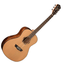 Washburn WLO11S Woodline 10 Series 6 String Acoustic Guitars with Solid Western Red Cedar Top