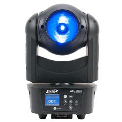 Elation ACL-360I 60W RGBW LED Single Beam Moving Head Light