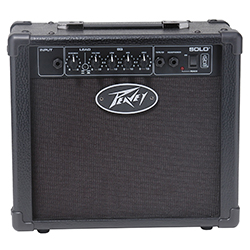 Peavey 00584610 SOLO Guitar Amp TransTube Combo Amplifier 12 Watts