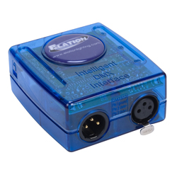 Elation COMPU-CUE-BASIC Show Lighting Control Software 512-Channel DMX USB Interface