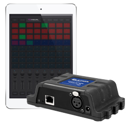 Elation EMULATION-TOUCH-2 Fixed Installs DMX Control for Use with Cuety App - Call for Quote