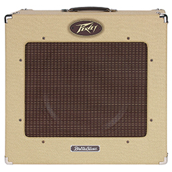 Peavey 03327810 DELTA BLUES 115 Tweed II Tube Combo Amp Tweed