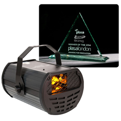 Elation SNIPER-2R Hybrid Effects Projector, Scanner, and Laser with 132W 2R Lamp