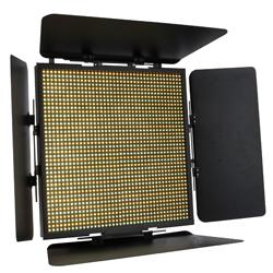 Elation TVL-4000-II 800 Warm White and 800 Cool White LED Panel Light