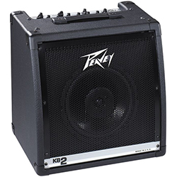 Peavey 00573140 KB 2 40W Combo Amp for Voice Keyboard Acoustic and Electric Guitar
