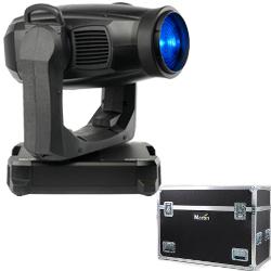 Martin Lighting MAC Viper Wash DX in 2 Unit Flightcase Moving Head Light with Internal Shutters Lighting Package