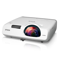 Epson V11H673320 PowerLite 530 XGA 3LCD Projector for Smart Boards
