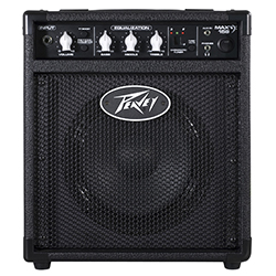 Peavey 03602960 MAX158 20W Bass Combo Amp