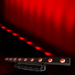 Chauvet DJ COLORband H9 USB 6-in-1 LED Bar Light D-Fi USB Compatible Wireless Technology