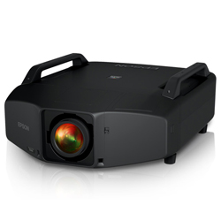 Epson V11H606820 PowerLite Pro Z11005NL XGA 3LCD Projector without Lens in Black Casing