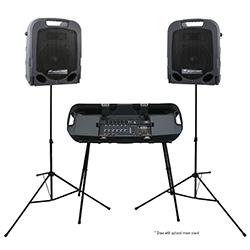 Peavey 03608880 ESCORT 3000 Portable PA System