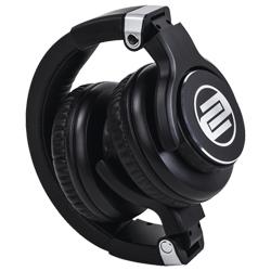 Reloop RHP-15 Solid DJ Headphones with 50mm Neodymium Drivers