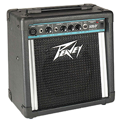 Peavey 00476100 SOLOPORTABLEPA Solo Battery Powered PA System