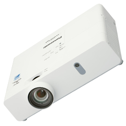 Panasonic PTVX425NU Lightweight 4500lm XGA LCD Projector with 1.6x Zoom Lens and Wireless Capabilities