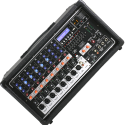 Peavey 03601860 PVI 8500 Bluetooth Enabled All in One Powered Mixer