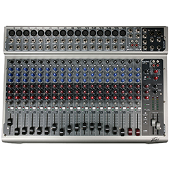 Peavey 00513020 PV 20USB Mixing Console