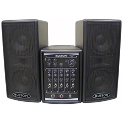 Kustom PA PROFILE200 All In One 200W Active PA System