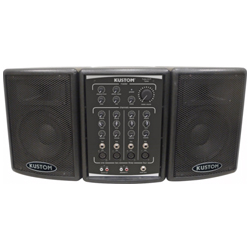 Kustom PA PROFILE100 All In One 100W Active PA System