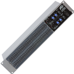 Peavey 03615360 PV 231EQ Dual 31 Band Equalizer