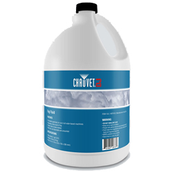 Chauvet DJ FJU Fog fluid Gallon - price per gallon - minimum purchase 4 per case