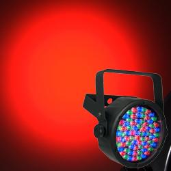 Chauvet DJ SLIMPAR 38 LED PAR can 75 RGB LEDs
